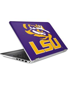 LSU Tiger Eye HP Pavilion Skin