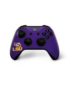 LSU Tiger Eye Xbox One X Controller Skin