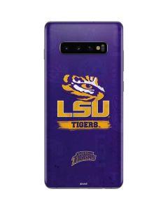 LSU Tigers Galaxy S10 Plus Skin