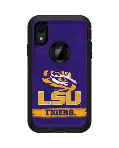 LSU Tigers Otterbox Defender iPhone Skin