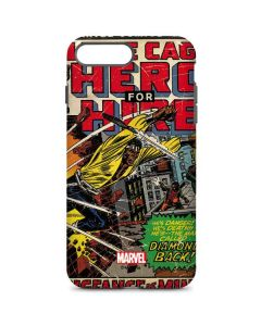 Luke Cage Hero For Hire iPhone 8 Plus Pro Case