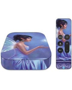 Magical Butterfly Fairy Apple TV Skin