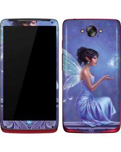 Magical Butterfly Fairy Motorola Droid Skin