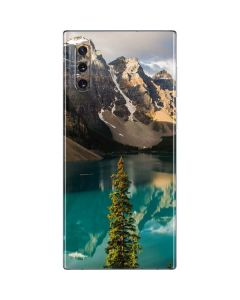 Majestic Mountains and Evergreen Forests Galaxy Note 10 Skin