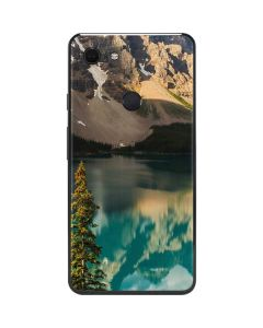 Majestic Mountains and Evergreen Forests Google Pixel 3 XL Skin
