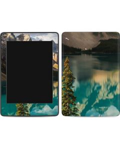 Majestic Mountains and Evergreen Forests Amazon Kindle Skin