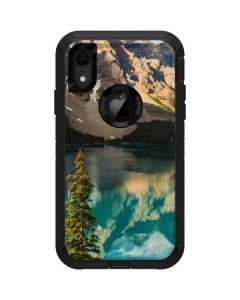Majestic Mountains and Evergreen Forests Otterbox Defender iPhone Skin