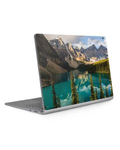 Majestic Mountains and Evergreen Forests Surface Book 2 13.5in Skin