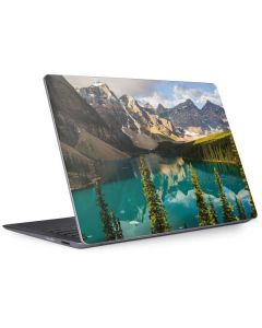 Majestic Mountains and Evergreen Forests Surface Laptop 2 Skin