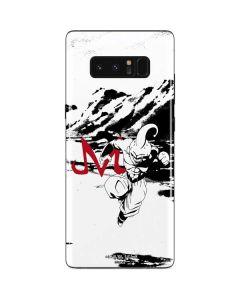 Majin Buu Wasteland Galaxy Note 8 Skin