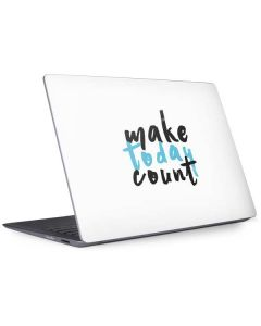 Make Today Count Surface Laptop 2 Skin