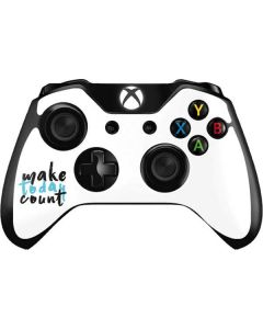 Make Today Count Xbox One Controller Skin