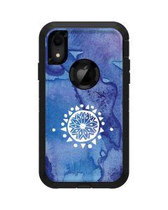 Mandala Symmetry Otterbox Defender iPhone Skin