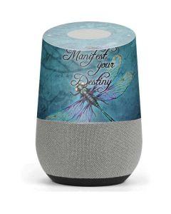 Manifest Your Destiny Google Home Skin