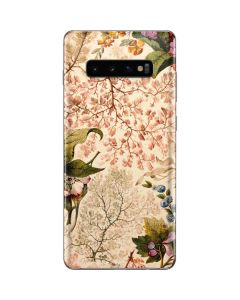 Marble End by William Kilburn Galaxy S10 Plus Skin