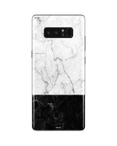 Marble Split Galaxy Note 8 Skin