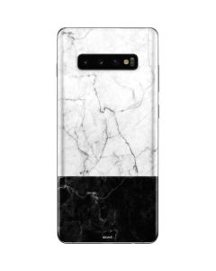 Marble Split Galaxy S10 Plus Skin