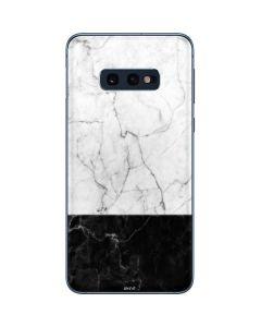 Marble Split Galaxy S10e Skin
