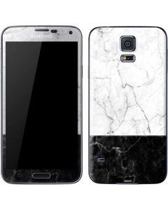 Marble Split Galaxy S5 Skin