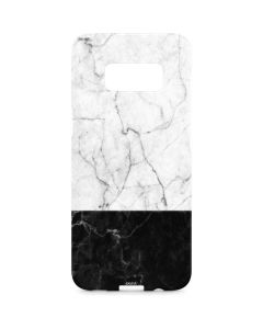 Marble Split Galaxy S8 Plus Lite Case