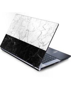 Marble Split Generic Laptop Skin
