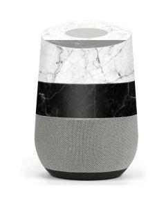 Marble Split Google Home Skin