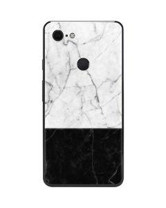 Marble Split Google Pixel 3 XL Skin