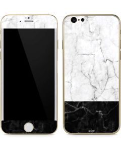Marble Split iPhone 6/6s Skin