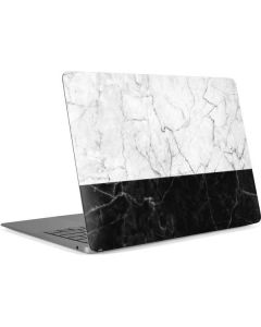 Marble Split Apple MacBook Air Skin
