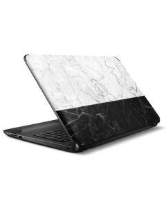 Marble Split HP Notebook Skin