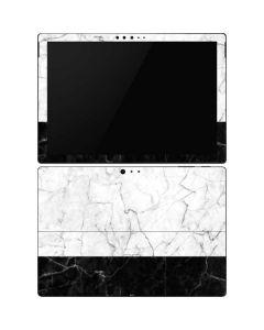 Marble Split Surface Pro 6 Skin