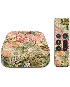 Marbled Paper Apple TV Skin