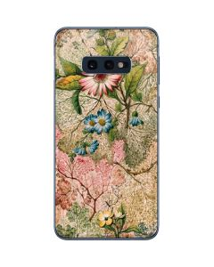 Marbled Paper Galaxy S10e Skin