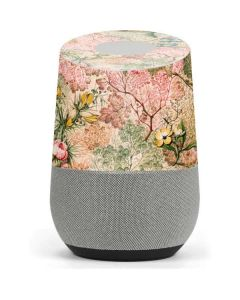 Marbled Paper Google Home Skin