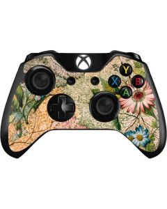 Marbled Paper Xbox One Controller Skin