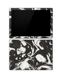 Marbleized Black Google Pixel Slate Skin