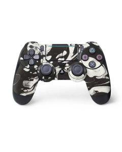 Marbleized Black PS4 Pro/Slim Controller Skin