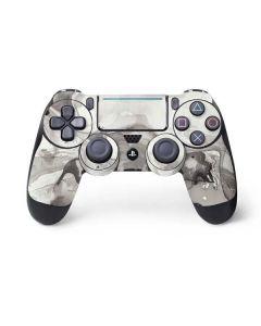 Marbleized Grey PS4 Pro/Slim Controller Skin