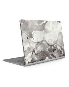 Marbleized Grey Surface Book 2 15in Skin