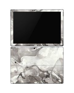 Marbleized Grey Surface Pro 6 Skin