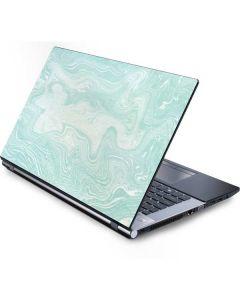 Marbleized Mint Generic Laptop Skin