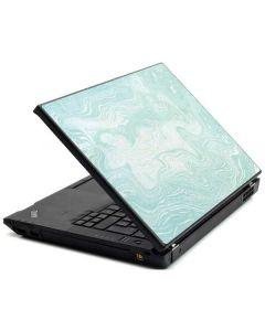 Marbleized Mint Lenovo T420 Skin