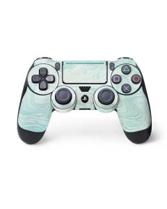 Marbleized Mint PS4 Pro/Slim Controller Skin