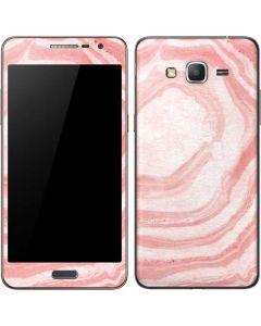 Marbleized Pink Galaxy Grand Prime Skin