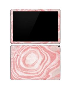 Marbleized Pink Google Pixel Slate Skin