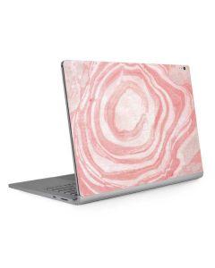Marbleized Pink Surface Book 2 15in Skin