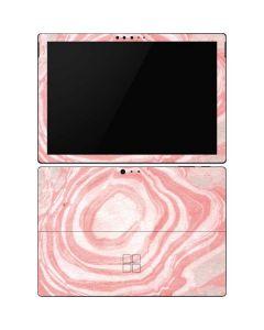 Marbleized Pink Surface Pro 6 Skin