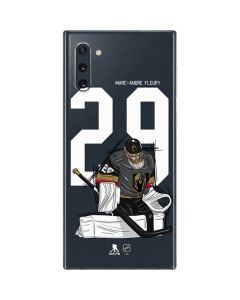 Marc-Andre Fleury #29 Action Sketch Galaxy Note 10 Skin