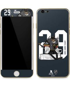 Marc-Andre Fleury #29 Action Sketch iPhone 6/6s Skin