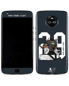 Marc-Andre Fleury #29 Action Sketch Moto X4 Skin
